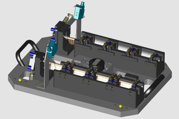 CMCV Check Fixture CAD