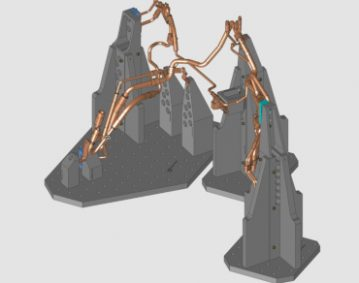 IHX Vibration CAD