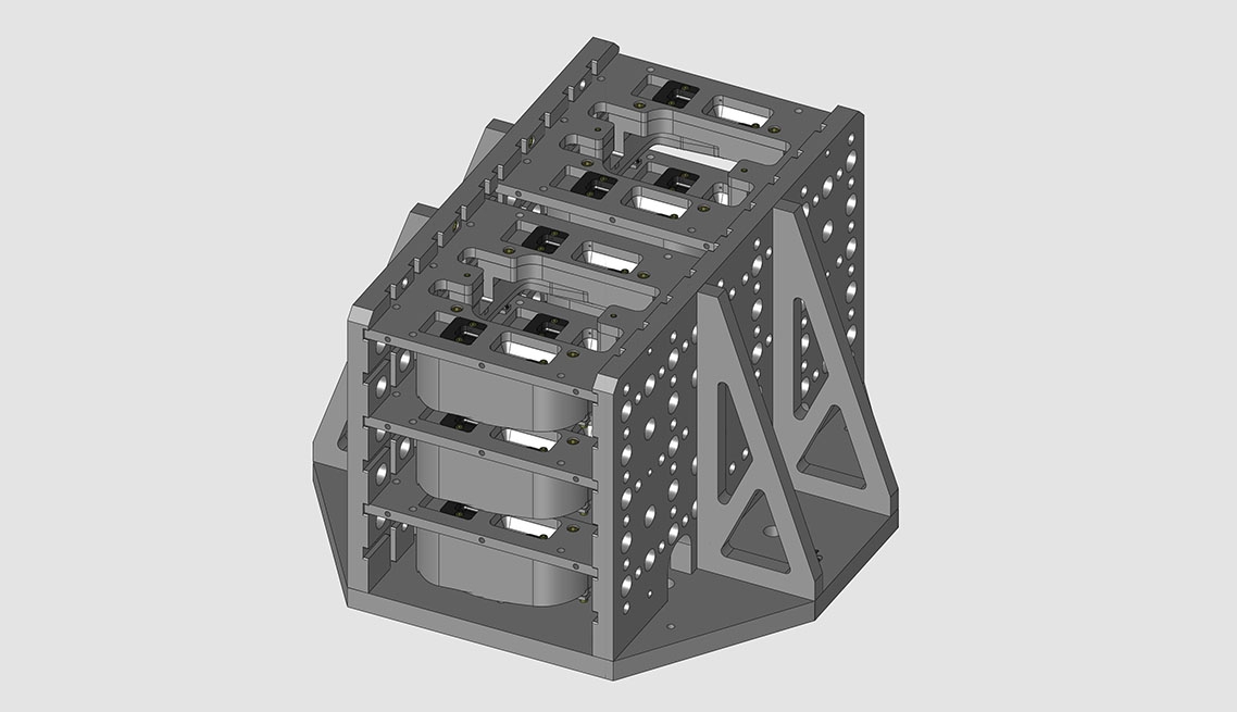 OHC Vibration CAD